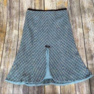 Tapemeasure (Anthropologie) Skirt, Size 6P